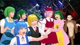 バカルテット with D 鳥獣伎楽Mix【そばかす式】