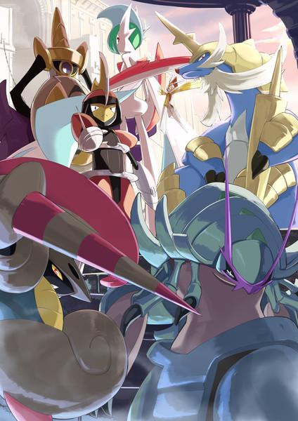 懐獣剣豪七番勝負