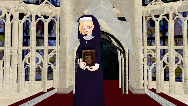 修道女衣装