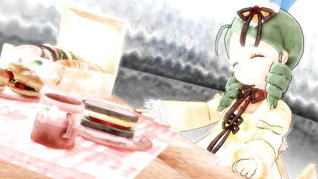 金糸雀の楽しいピクニック
