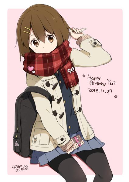 唯ちゃん誕生日2018