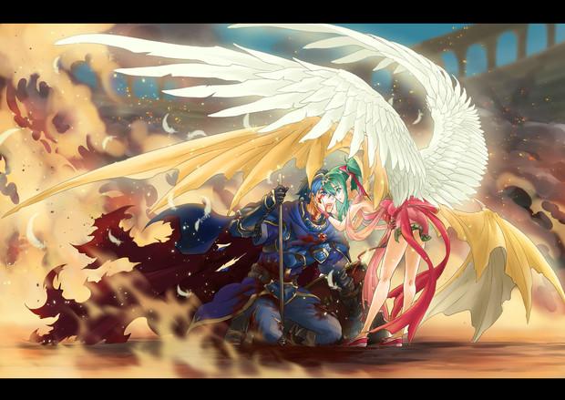 悪いドラゴンを倒してお姫様とハッピーエンドだ! 【第5幕】