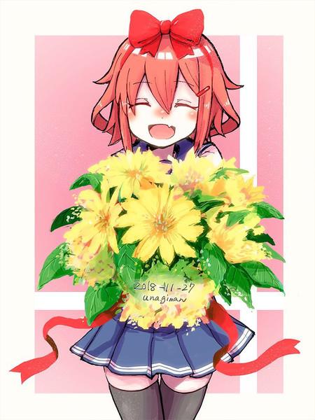 しれいかん、お誕生日おめでとうっ