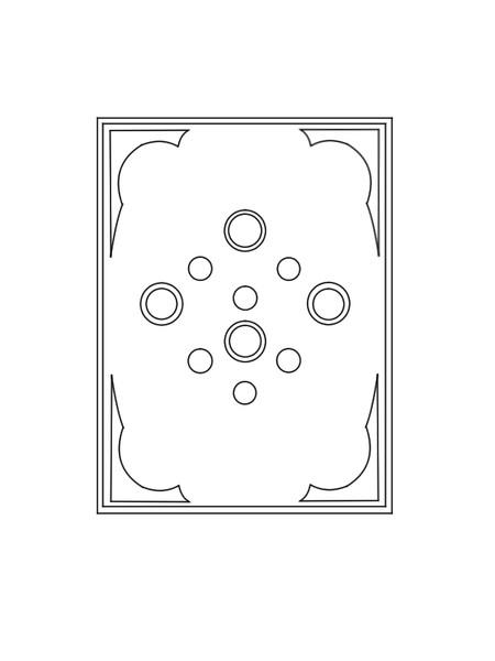 シャドバカード裏イラスト素材2 ポエム さんのイラスト ニコニコ静画