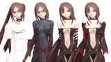 【Fate/MMD】芥ヒナコ&虞美人【モデル配布】