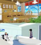 【MMDファフナー】楽園と極めて便利な部屋