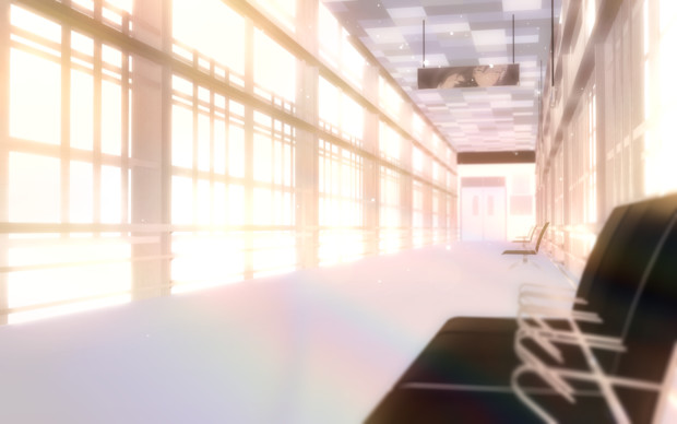 【MMDステージ配布あり】If you are well