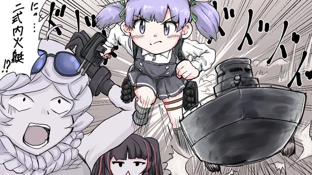 初秋イベE-4エンドカード 後編