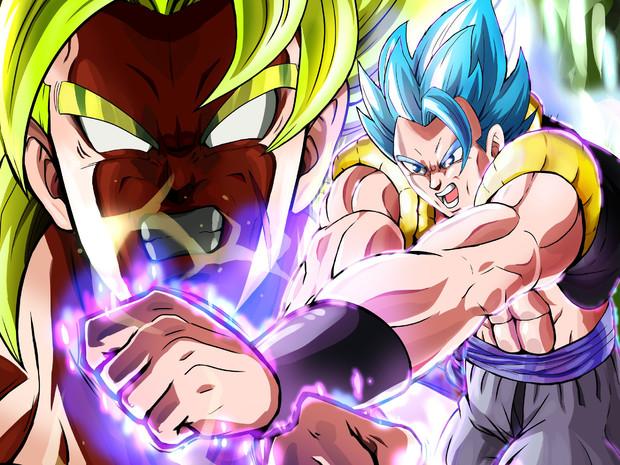 最強 VS 最強