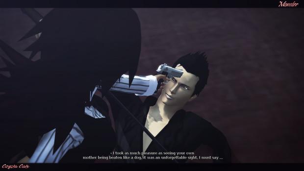 (MMD//Monster) - Personal revenge.