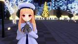 【MMD】雪娘衣装のレア様