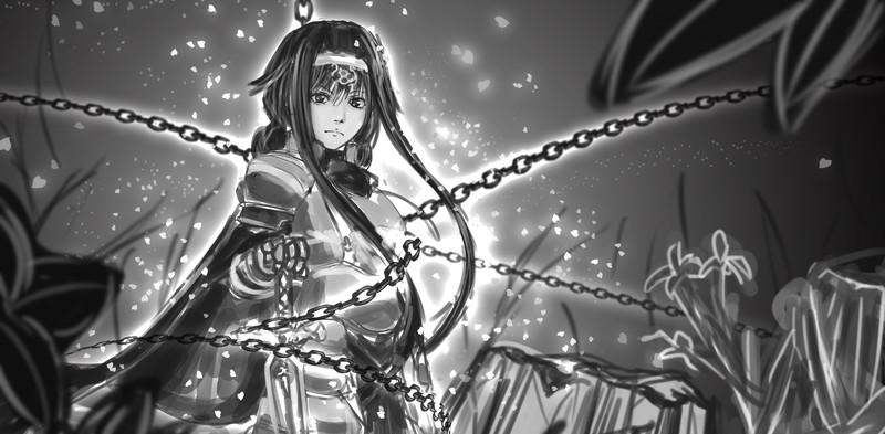 【SAO】アリス・シンセシス・サーティの落書き