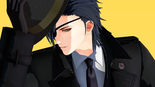 【MMD刀剣乱舞】The Middle / 燭台切光忠