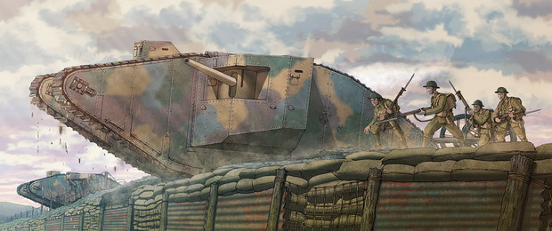 Battle of the Somme(ソンムの戦い)