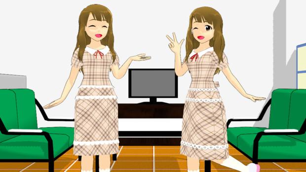 宮尾美也モデル更新。