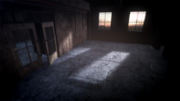 廃墟みたいな部屋【ステージ配布】