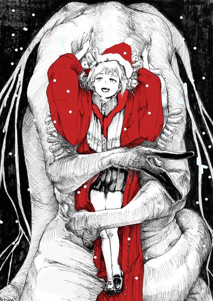 鳩羽つぐとエーブリエタース(クリスマスver)