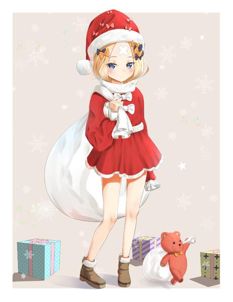 クリスマスアビーちゃん