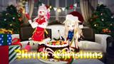 【ヒメヒナ】Merry Christmas【MMD】