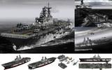 MMD用モブ強襲揚陸艦2000(モブージマ)セット