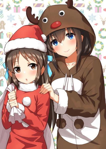 クリスマスなありふみ