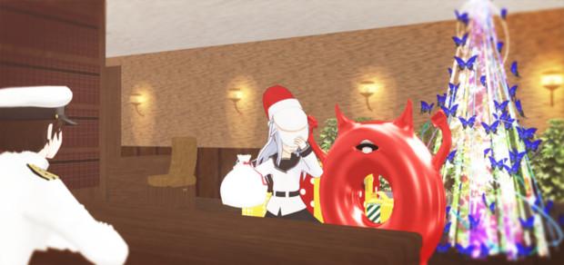 クリスマスヴェルたん