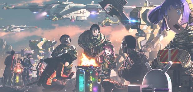 MAL:人類軍クリスマス2018