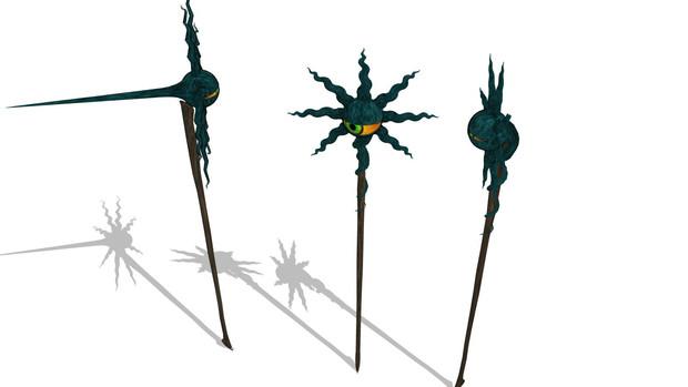 ミグミグ族の杖みたいなもの