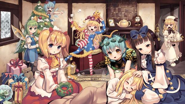 妖精たちのクリスマス