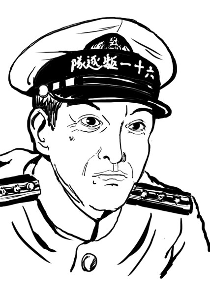 【ワンドロ】五人目の第61駆逐隊司令と化した大和爺氏