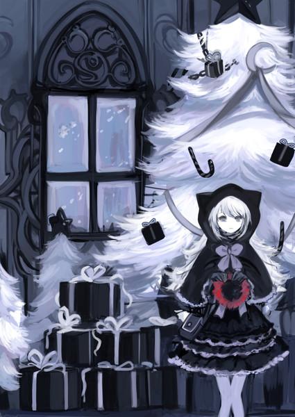 ブラッククリスマスちゃん