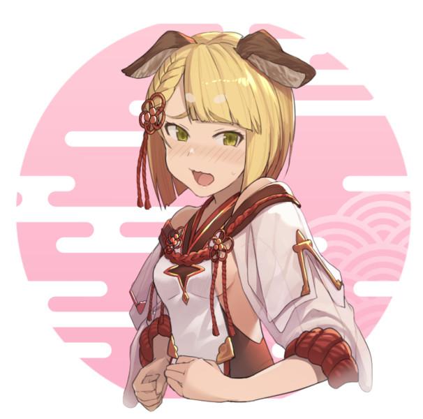 煩悩を見届けるヴァジラ(通常ver.)