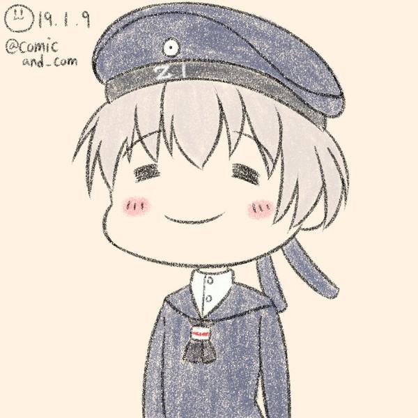 Z1 艦これワンドロ 190109