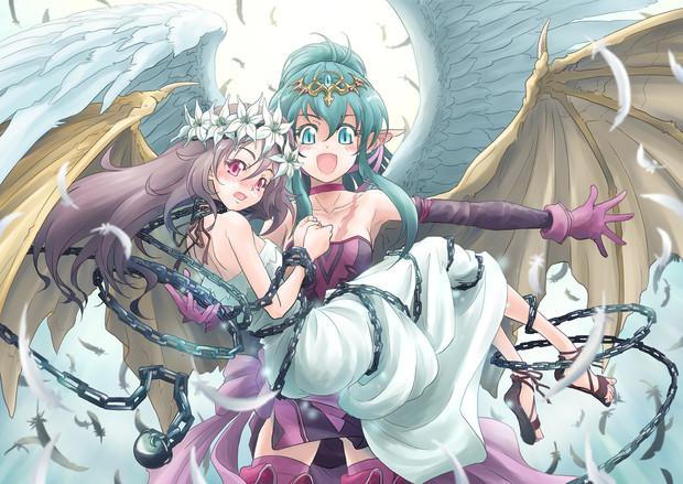 悪いドラゴンを倒してお姫様とハッピーエンドだ! 【第7幕】