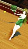 六導玲霞のロジカル壁打ちテニス!【Fate/MMD】