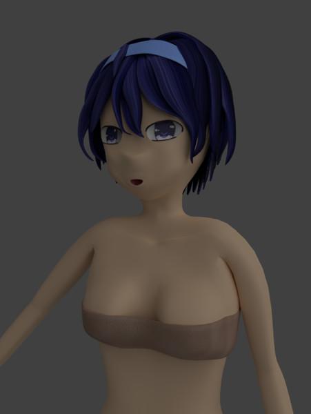 谷裕司さん式 すずきつづみ 3Dモデル製作