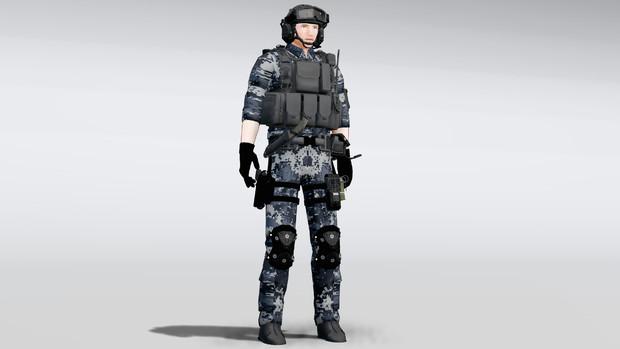 海軍陸戦兵
