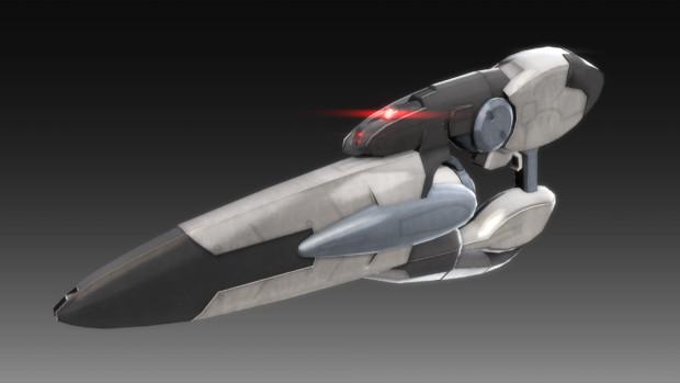 【モデル配布】LR01-ANTARES【ACMMD】