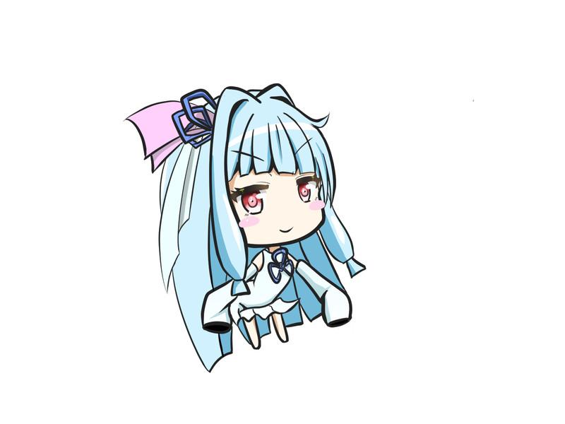 SD葵ちゃん練習