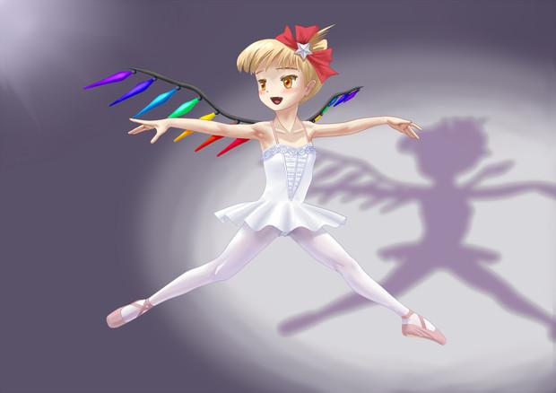 踊るフランドール