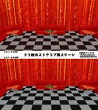 【MMD】ドラ松ホストクラブ風ステージ【ステージ配布】