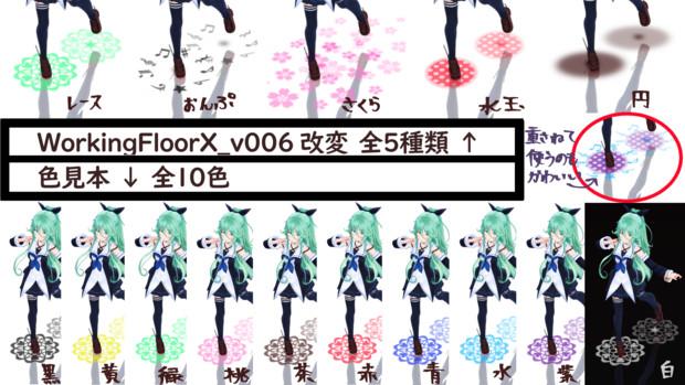 WorkingFloorX_v006 -改変