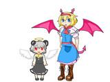 天使nynと悪魔icg