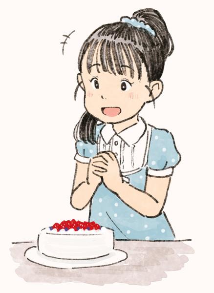 舞ちゃん誕生日