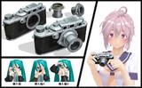 【モデル配布】戦前のレンジファインダーカメラ(Reica IIIb)_v1.0