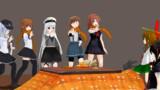 【MMD艦これ】うちのコントコーナーにゼナちゃんが参加してくれました【ゼナちゃんの鎮守府巡り】