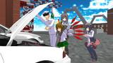 【MMD艦これ】ゼナちゃんと第36南小島補給鎮守府