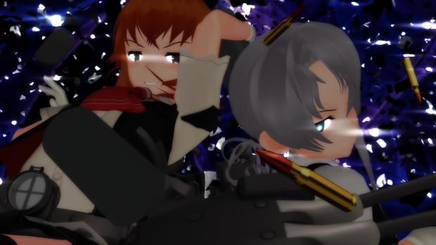四水戦精鋭 野分&嵐