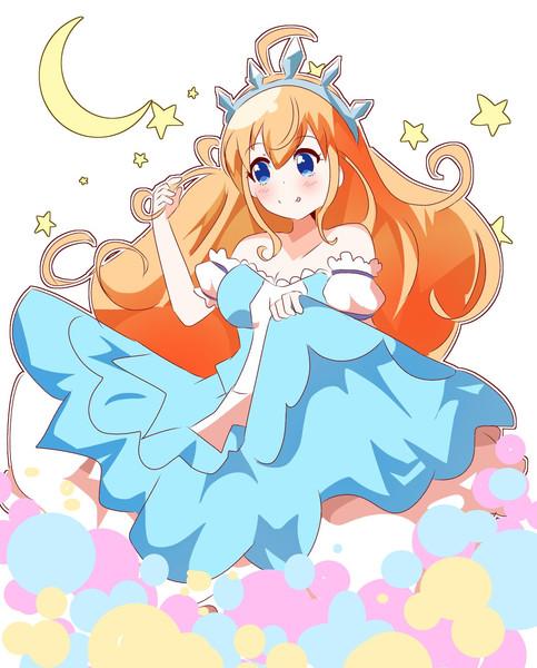 お姫様ペコさん。