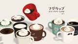 【配布】マグカップ ホイップクリームのせ
